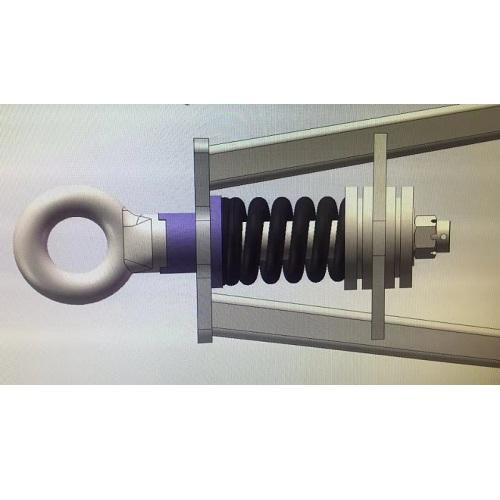 重型牵引环